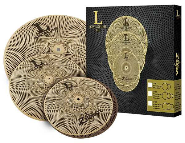 ZILV348 - Zildjian L80 Low Volume Serie 348,