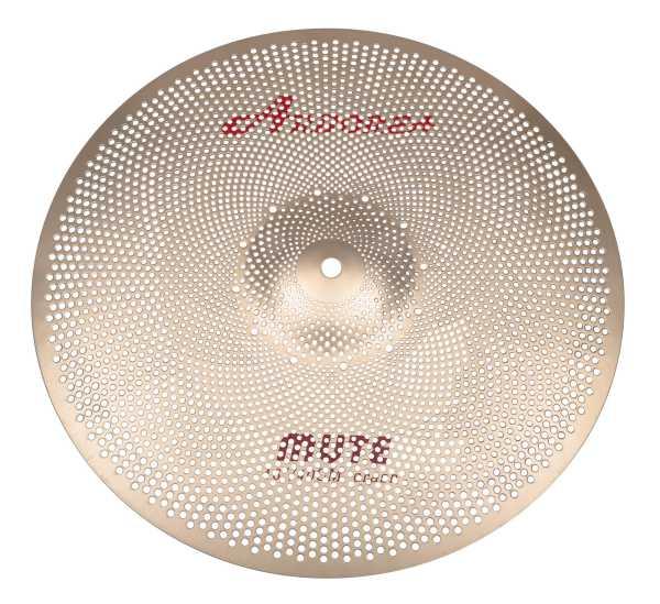 "Arborea Bronze-8 Low Noise Cymbal 16"" Crash"