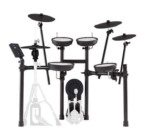 Roland TD-07KV drum-tec Edition REAL HI-HAT