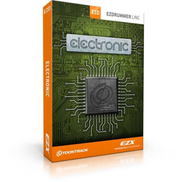 Toontrack Electronic EZX [Download]