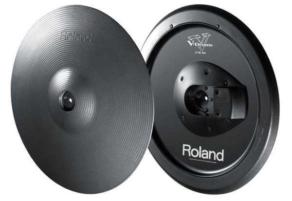 Roland CY-15R-MG Ride (neu, ohne Umverpackung)