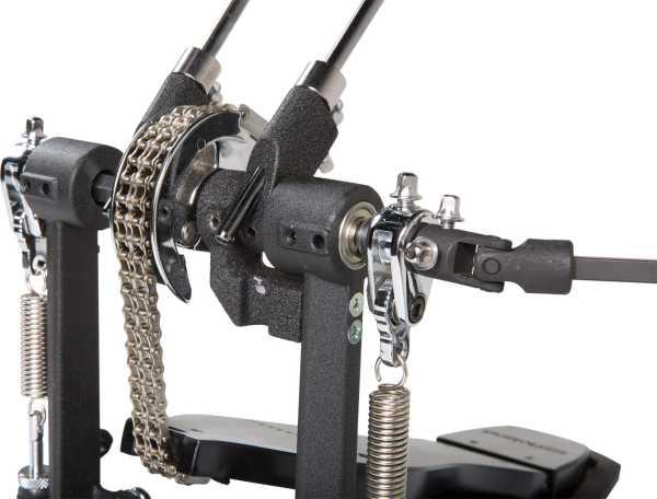 Roland RDH-102 Noise Eater Kick Twin Pedal