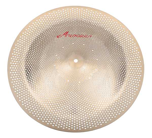 "Arborea Bronze-8 Low Noise Cymbal 18"" China"