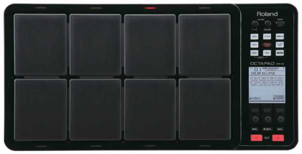 Roland SPD-30-BK Total Percussion Pad, schwarz