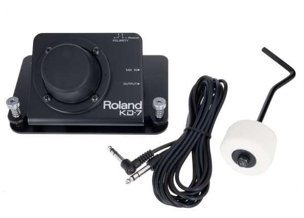 Roland KD-7 Mini E-Drum Kick