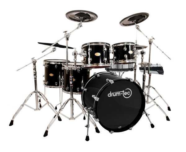 drum-tec pro Stage PLUS mit Roland TD-50DP