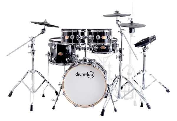 drum-tec Jam NG Stage mit Roland TD-27 (black)