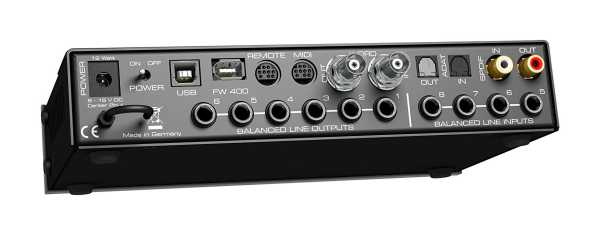 RME Fireface UCX Interface
