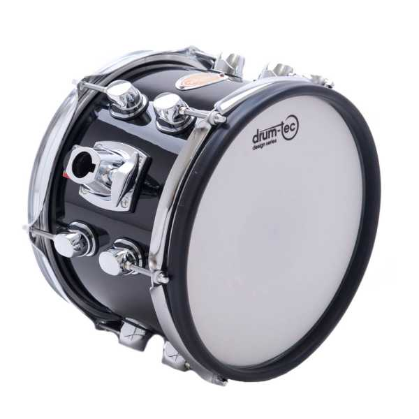 "drum-tec pro Tom 10"" x 7"" (black)"