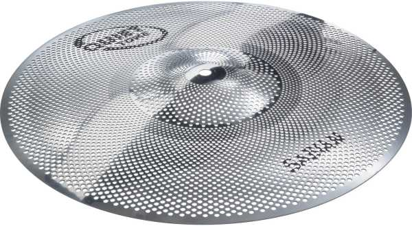 "Sabian Quiet Tone 18"" Crash/Ride Becken"