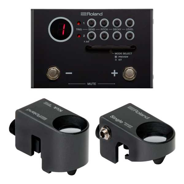 Roland TM-1 Trigger Expansion Bundle