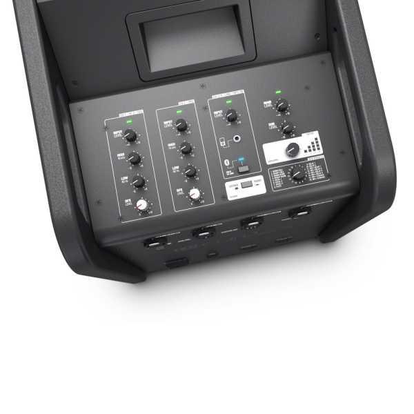 LD Systems CURV 500 AVS - Große E-Drum PA
