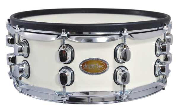 drum-tec pro Snare 14x5,5 (weiß)
