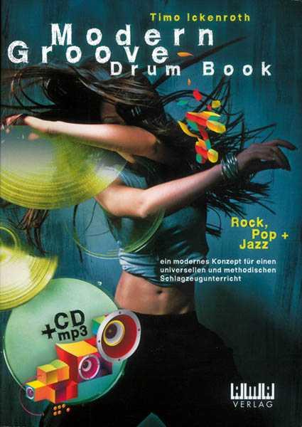 """Buch """"Modern Groove"""" von Timo Ickenroth"""