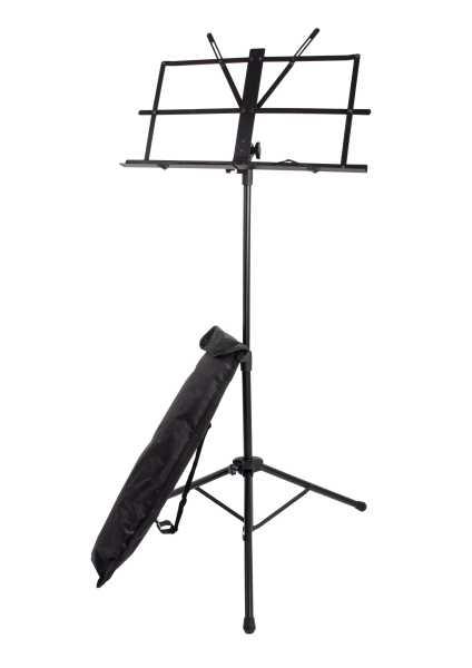 drum-tec Notenständer TMSC-58 mit Tasche