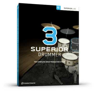 Download Toontrack Superior Drummer 3.0