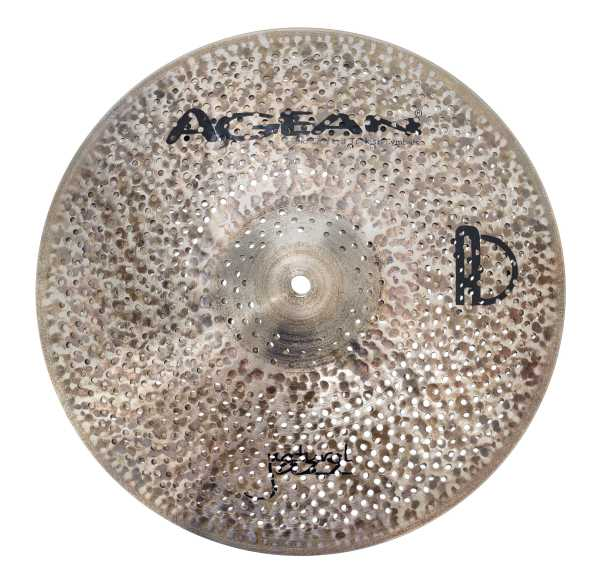 "Agean ""Natural Jazz"" Low Noise 13"" HiHat"