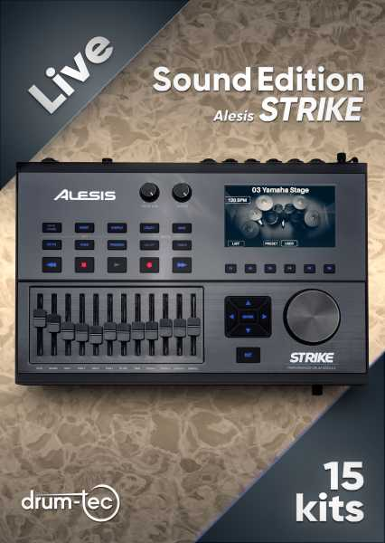 Live Sound Edition Alesis Strike