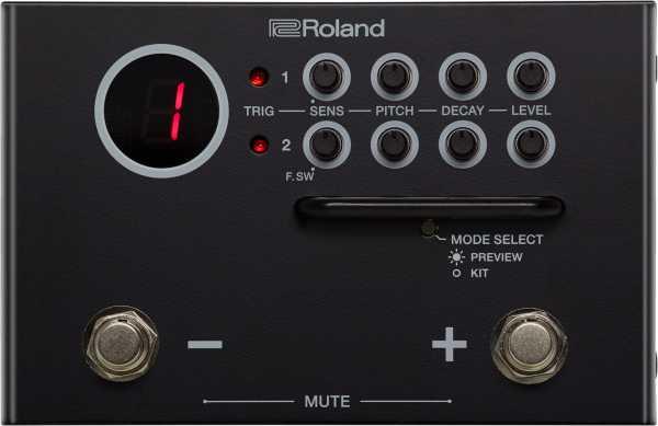 Roland Pad Expansion TM-1 Bundle #2