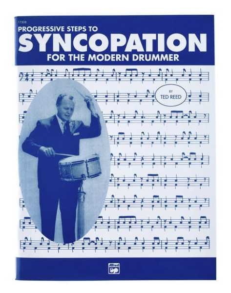 Progressive Steps to Syncopation Teed Reed