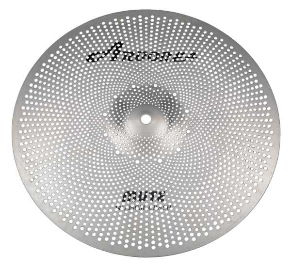 "Arborea Mute Low Noise Cymbal 14"" Crash"