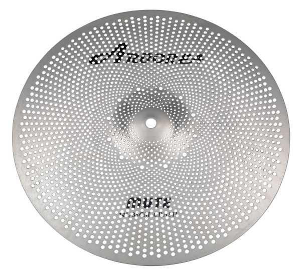 """Arborea Mute Low Noise Cymbal 14"""" Crash"""