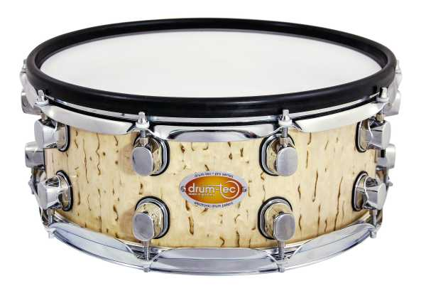 "drum-tec pro-s Snare 14"" x 5,5"" (ice birch)"
