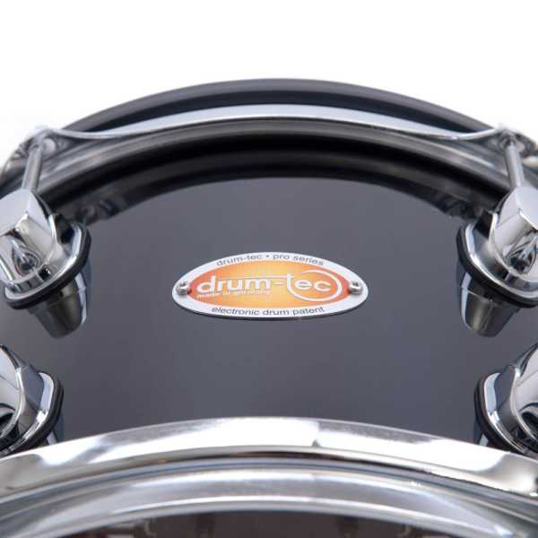 "drum-tec pro Tom 12"" x 8"" (black)"
