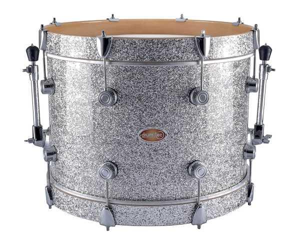 """drum-tec diabolo Bass Drum 18"""" x 12"""
