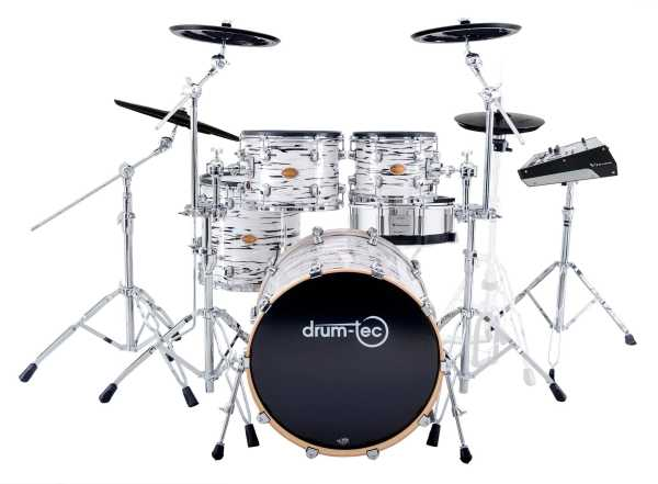 drum-tec pro custom Stage mit Roland TD-50DP