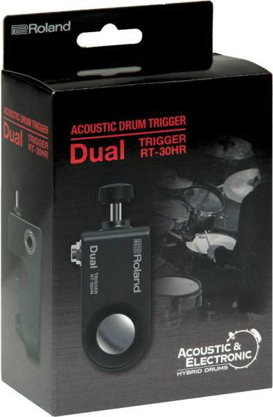 RT-30HR Acoustic Drum Trigger