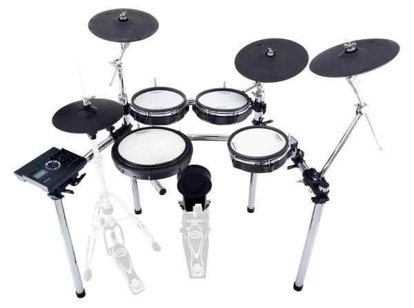 Roland TD-17KVX drum-tec Edition BIG RACK+PAD