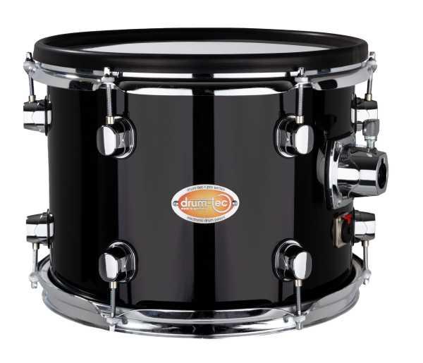"""drum-tec pro Tom 12"""" x 09"""" (black)"""