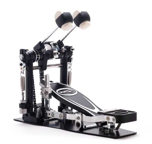 drum-tec DP-921FB Doppel Fußmaschine mit einem Fuß
