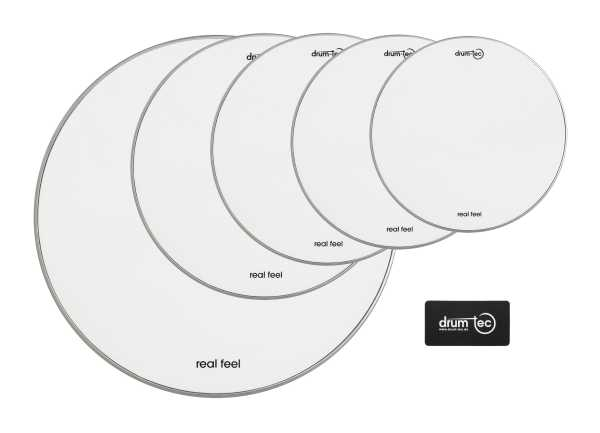 drum-tec real feel Mesh Head Set Rock