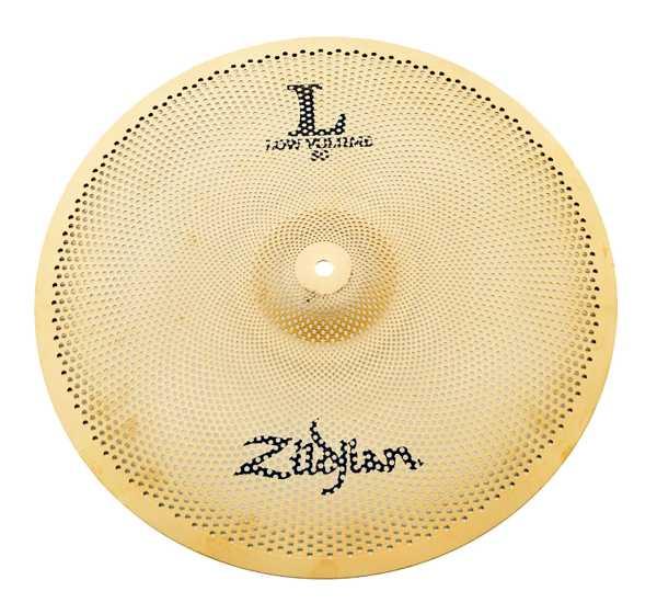 "ZILV16C - Zildjian L80 Low Volume 16"" Crash"