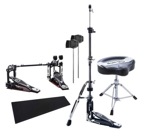 drum-tec E-Drum Add-on Package PRO Plus