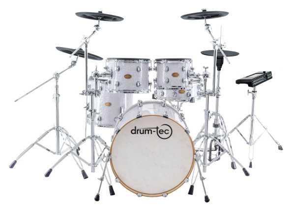 drum-tec pro Custom Stage mit Pearl Mimic Pro