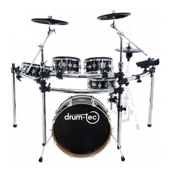 drum-tec diabolo Short Kick Set mit Roland TD-17
