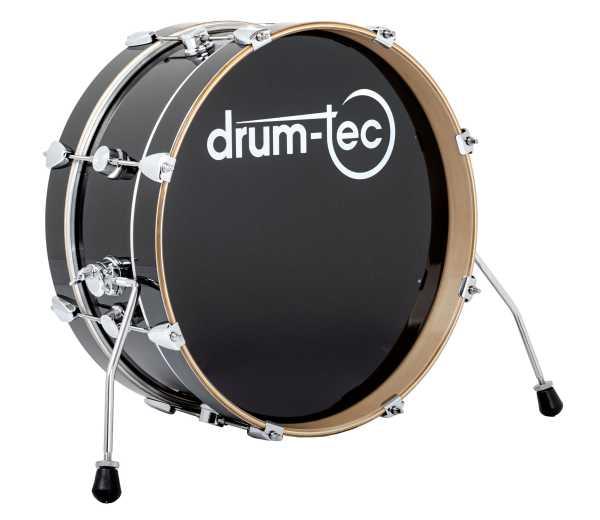 """drum-tec diabolo 18"""" Short Kick: Real Feel"""
