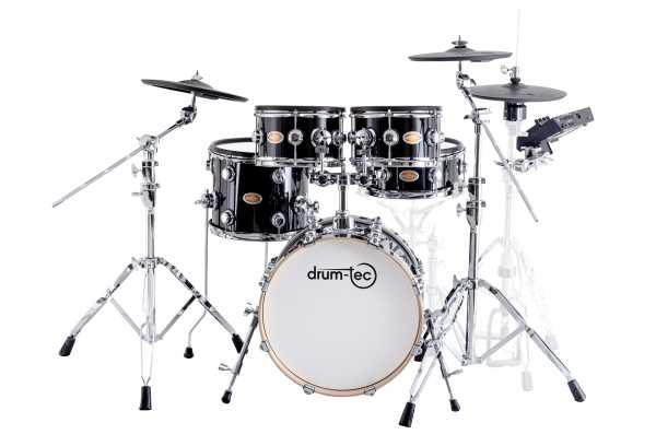 drum-tec Jam NG Stage mit Roland TD-17 (black)