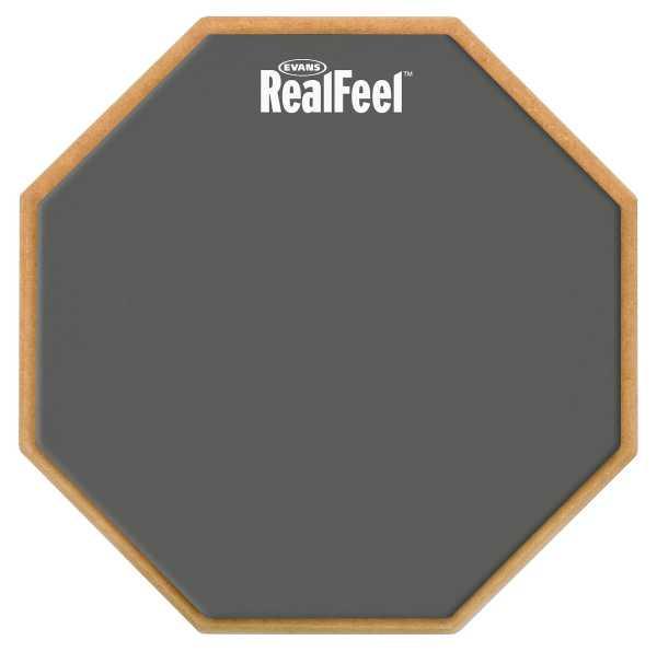 """Evans RF-12G Practice Pad 12"""" Realfeel"""