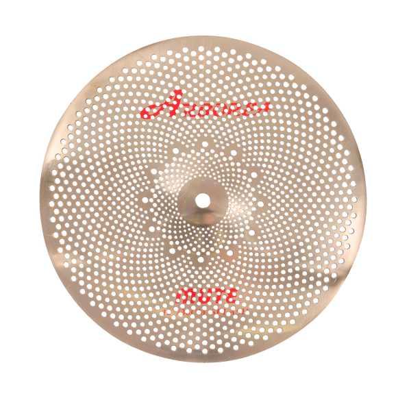 "Arborea Bronze-8 Low Noise Cymbal 12"" Splash"