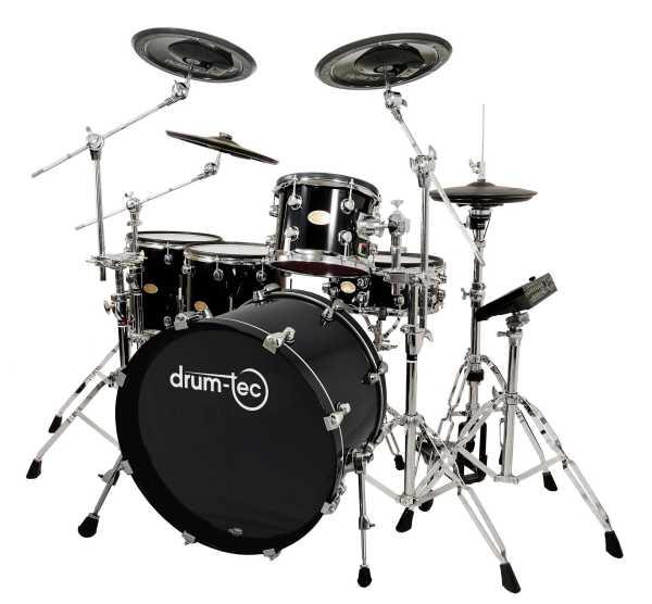 drum-tec pro Stage Classic mit Pearl Mimic Pro