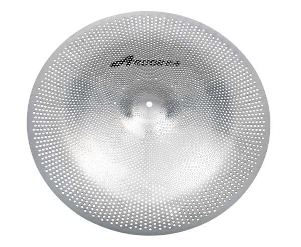 "Arborea Mute Low Noise Cymbal 20"" China"