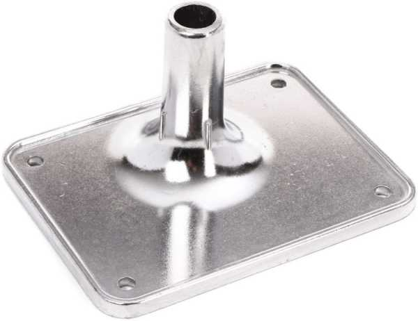 Gibraltar Module Mounting Plate Steel- SC-EMMP