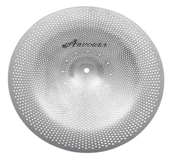 "Arborea Mute Low Noise Cymbal 16"" China"
