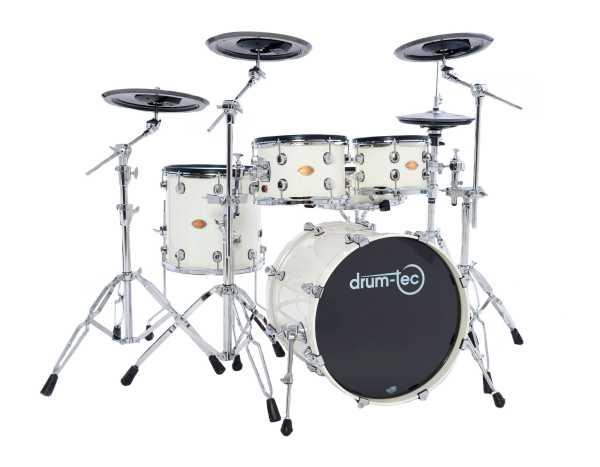drum-tec pro Stage ohne Modul (white)