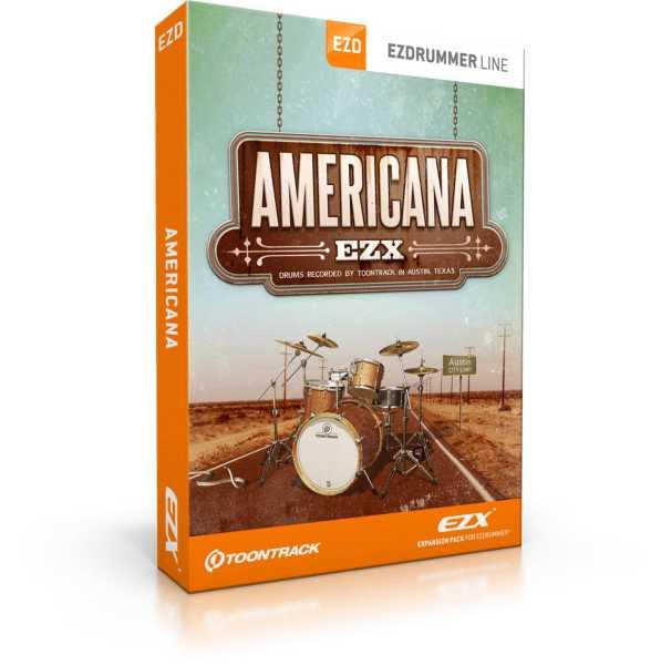 Toontrack Americana EZX [Download]