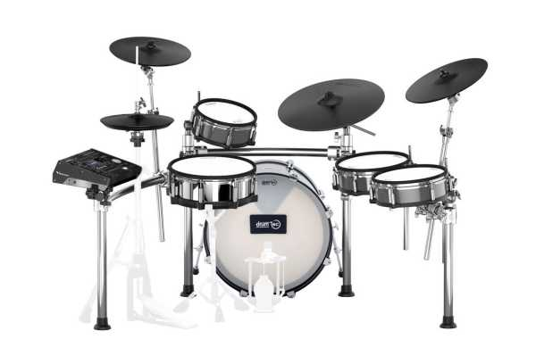 Roland TD-50KVX drum-tec Edition REAL FEEL